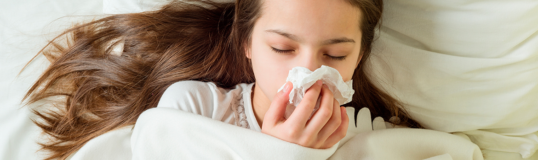 Las infecciones respiratorias virales deben ser monitorizadas por un especialista