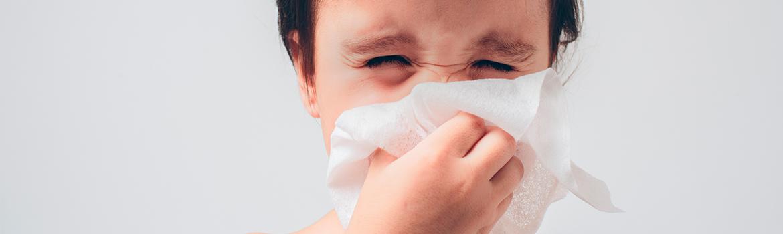La falta de ventilación de los ambientes propicia la aparición de virus respiratorios infantiles