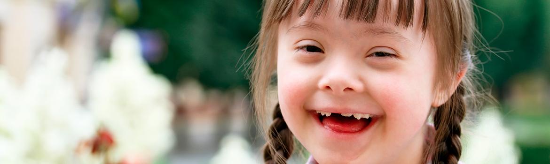 Programa integral para niños con Síndrome de Down de Clínica Dávila