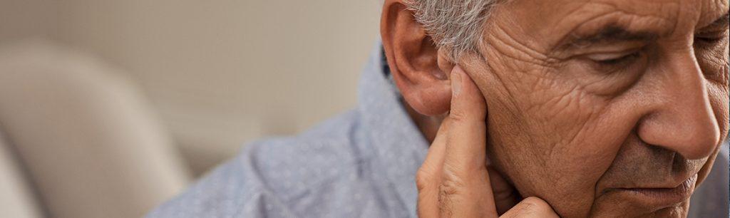 hipoacusia o sordera