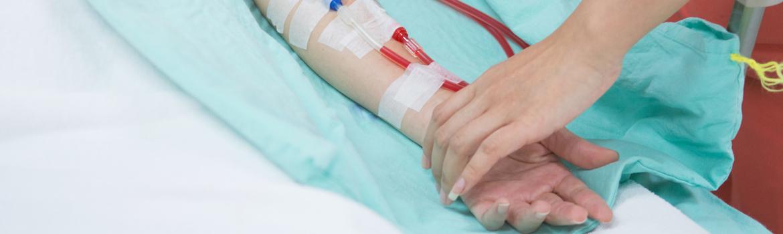 ¿Qué es un trasplante de médula ósea?