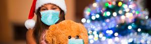 Celebra con seguridad Navidad y Año Nuevo