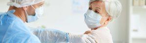 Proceso de vacunación Influenza