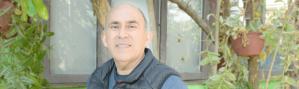 """Claudio Aguilera: """"Cualquiera puede enfermarse grave de COVID-19. Hay que cuidarse y hacer caso"""""""