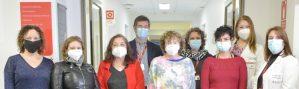 La Unidad de Trasplante y Cuidados Continuos ahora lleva el nombre del Dr. Andrés Boltansky
