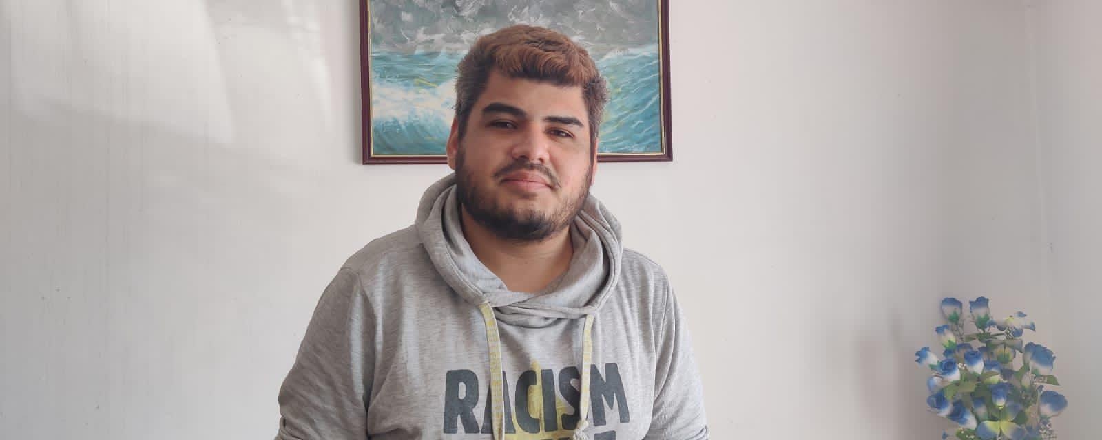 """Sebastián Gutiérrez: """"Volví a mi casa con la oportunidad de caminar"""""""